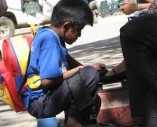 La Superación de un Limpia Botas Analfabeto